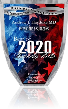Best of Beverly Hills Award