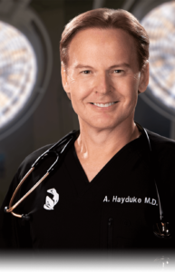 DR ANDREW J. HAYDUKE